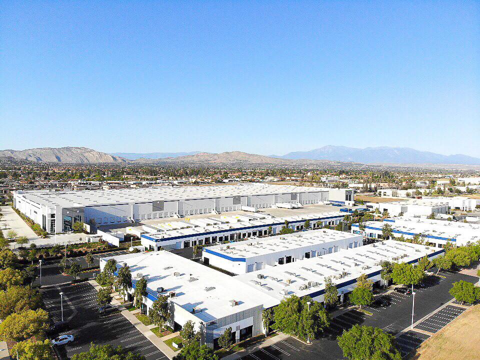 Moreno Corporate Center<br/><div>14300, 14320 & 14340 Elsworth Street, 22620 & 22640 Goldencrest Drive</div><div>Moreno Valley, CA 92553</div>