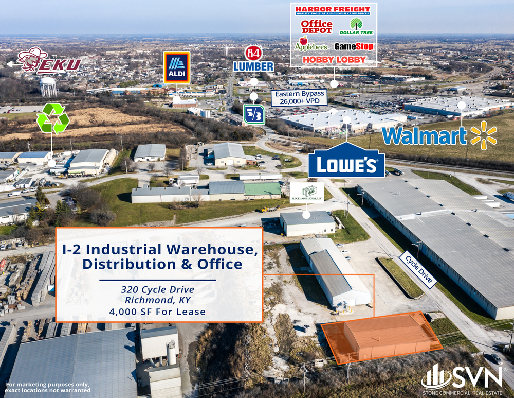 I-2 Industrial Warehouse, Distribution & Office | Richmond, KY