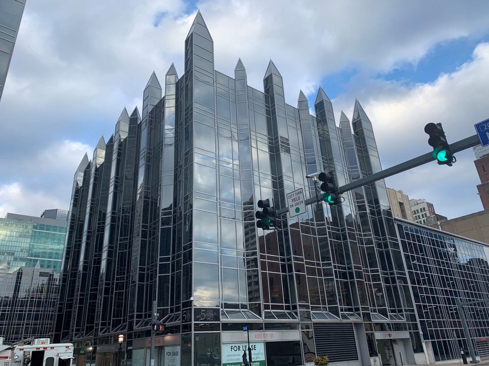 <div>5 PPG Pl</div><div>Pittsburgh, PA 15222</div>