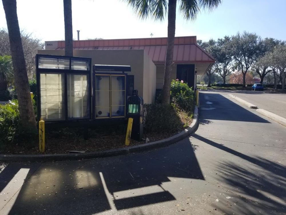 Former Burger King