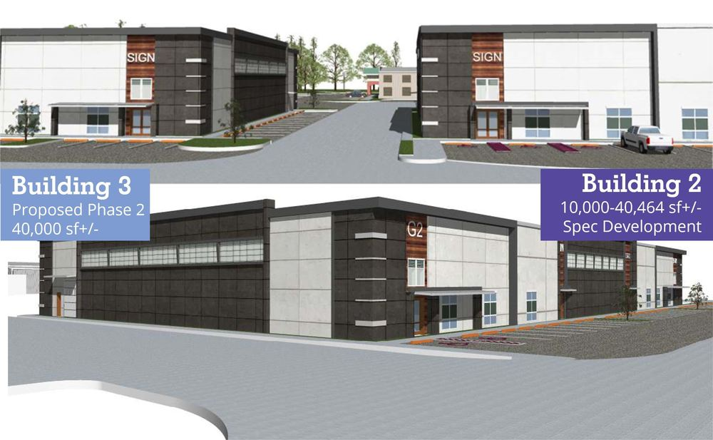 Eagle Commerce Park - Building #2 <br/><div>2928 South Fraser Street</div><div>Georgetown, SC 29440</div>