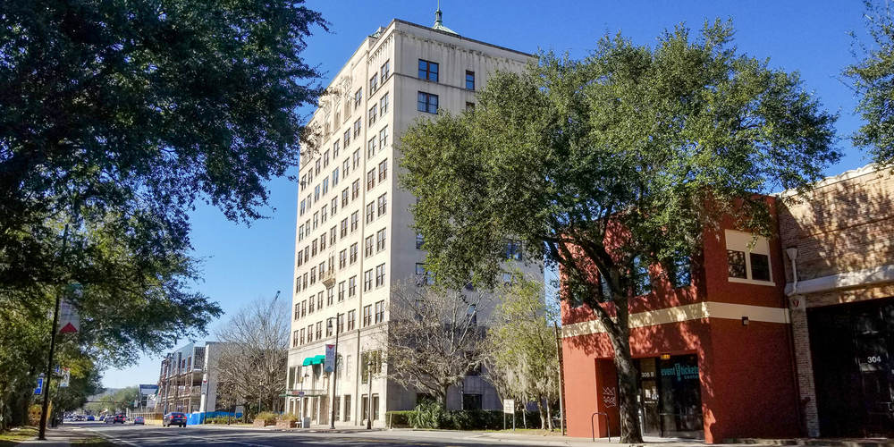 Seagle Building<br/><div>408 West University Ave.</div><div>Gainesville, FL 32608</div>