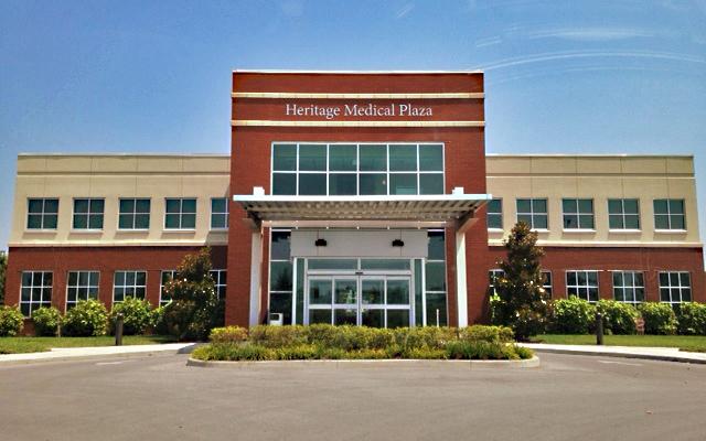 Shelbyville Heritage Medical Plaza<br/><div>2839 Highway 231 North</div><div>Shelbyville, TN 37160</div>