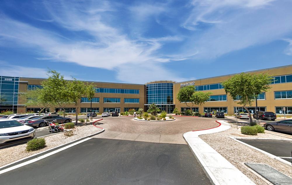 Union Hills Office Plaza - For Sublease<br/><div>2550 W Union Hills Drive, Suite 200</div><div>Phoenix, AZ 85027</div>