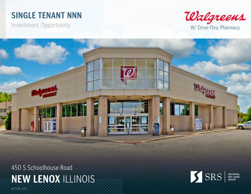 New Lenox IL - Walgreens