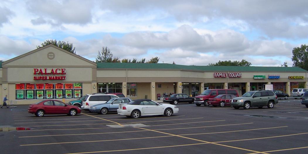 Palmer Venoy Plaza