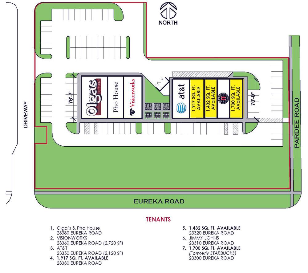 Taylor Retail Plaza