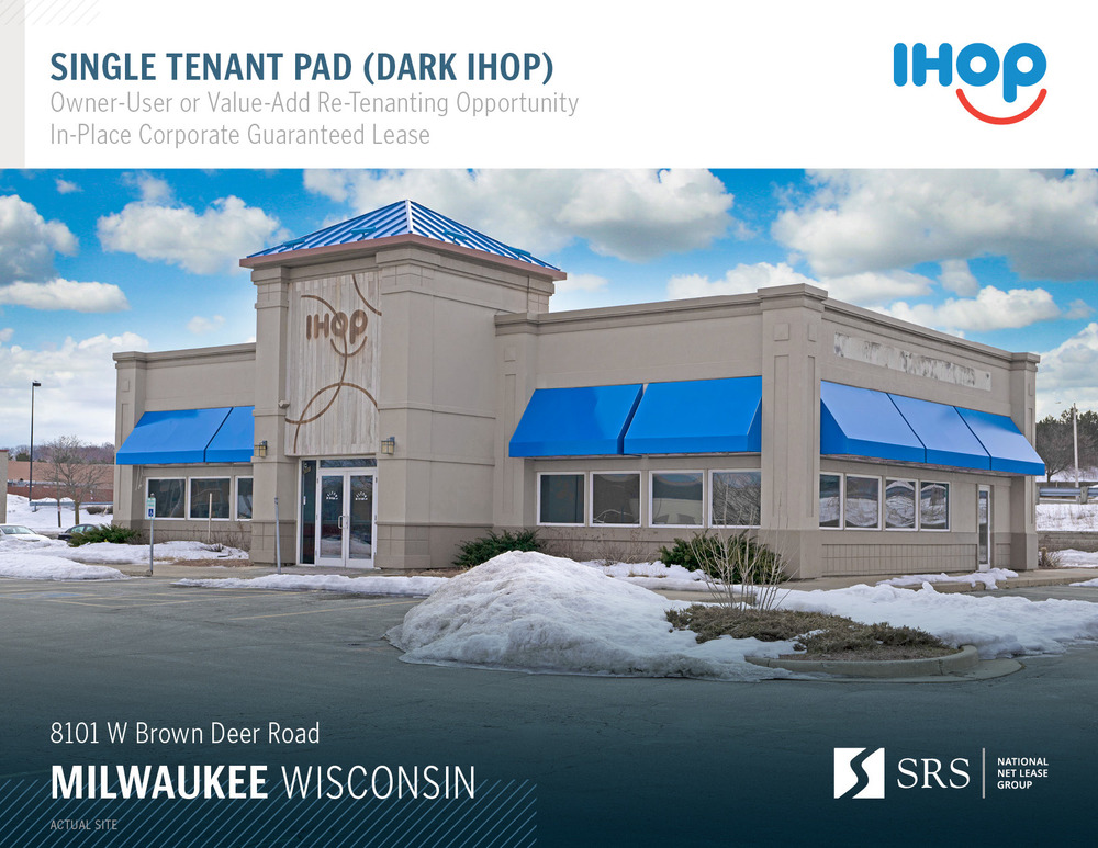 Milwaukee WI - Former IHOP