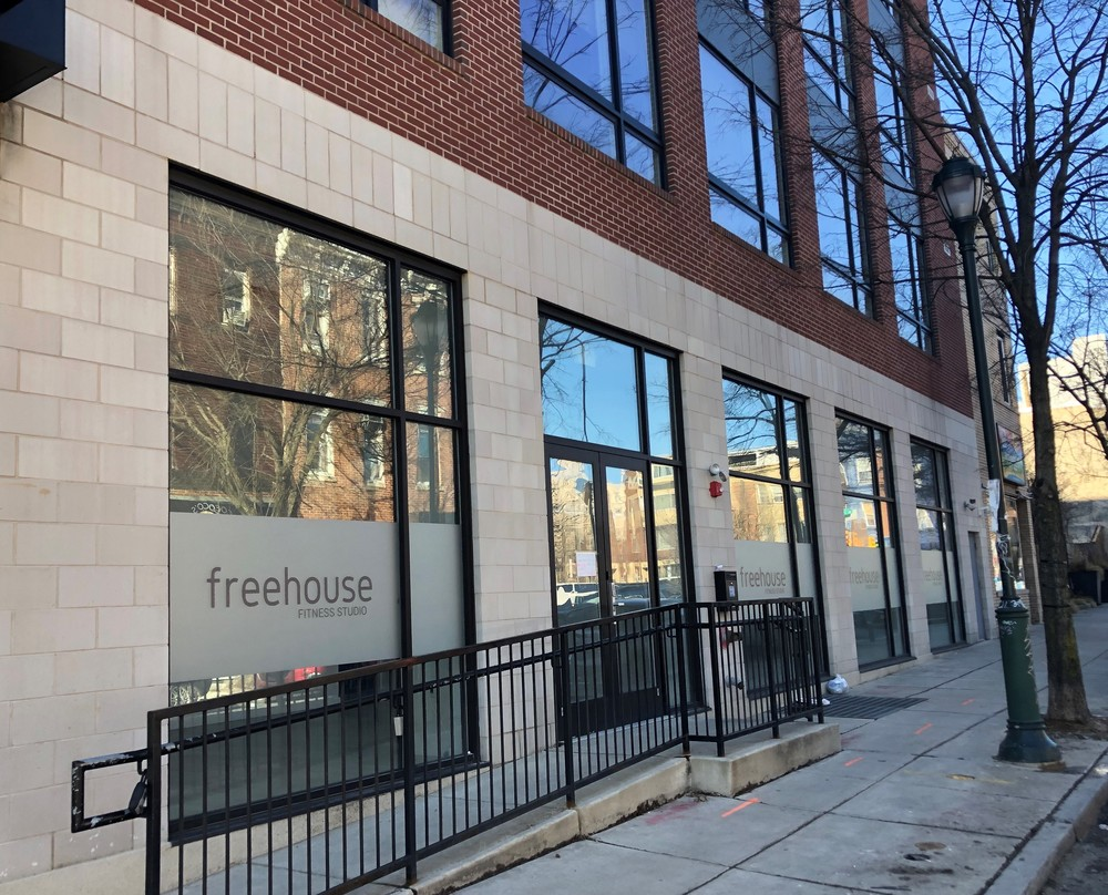 Turn-key Fitness Space on South St