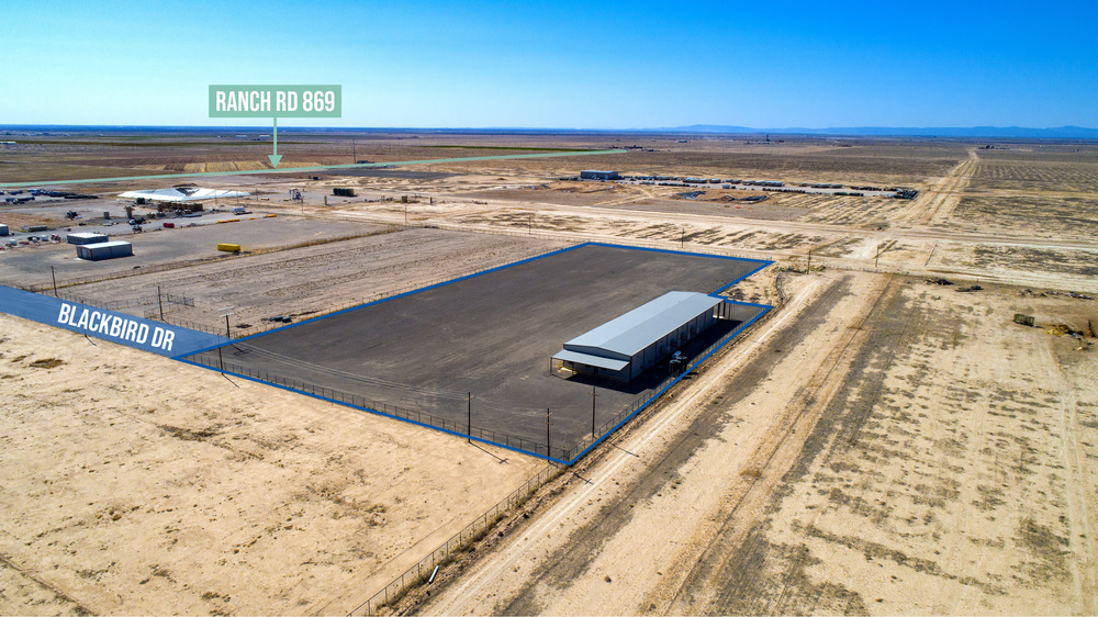 Two Bay Shop on 5.678 Acres
