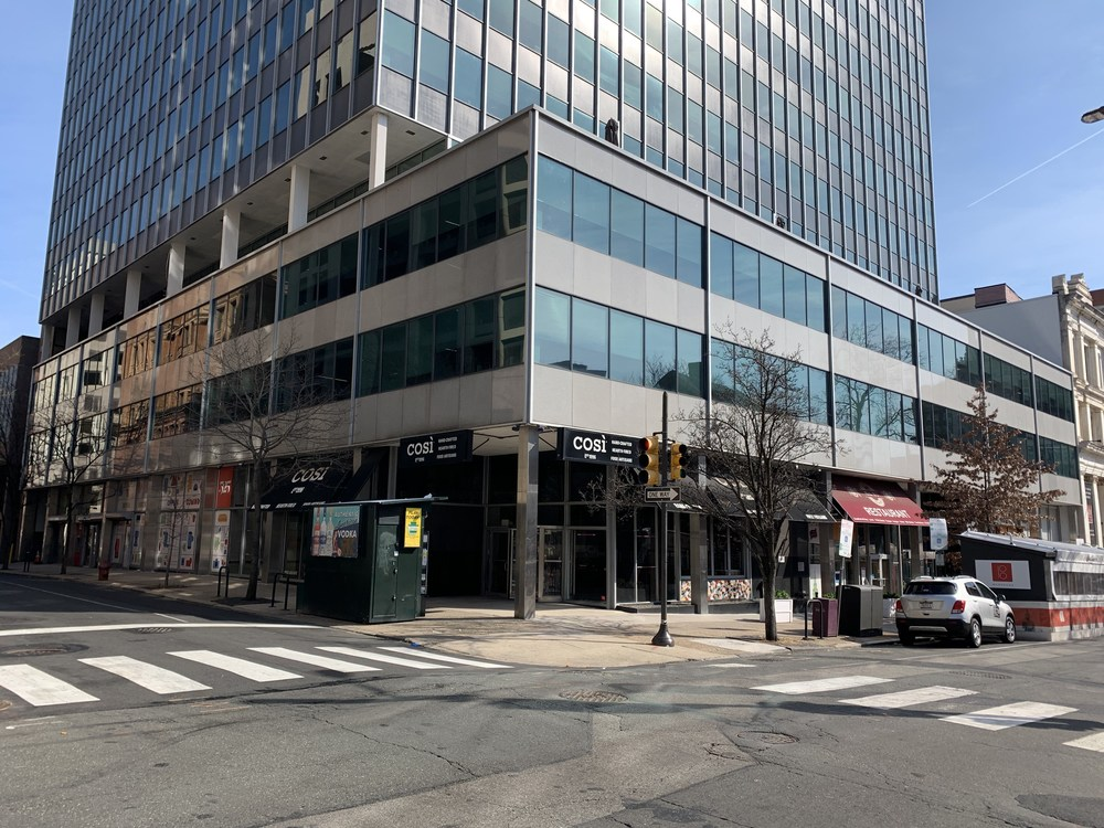 Corner Retail Space in the Heart of Old City
