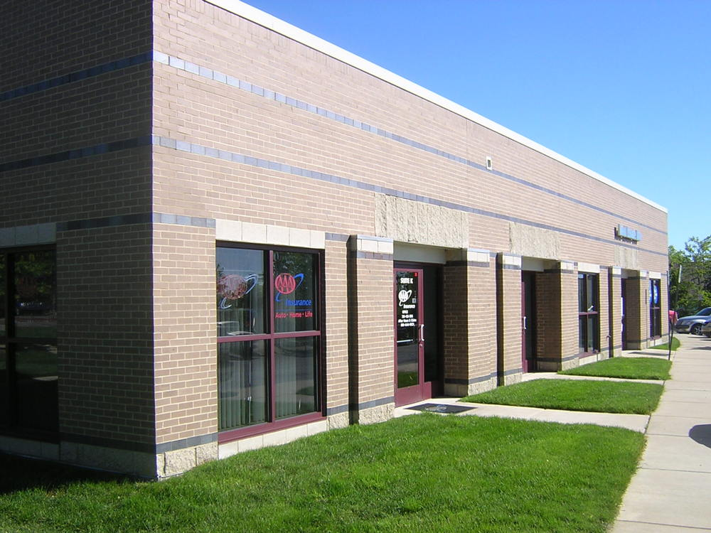 Bluewater Building Offices for Lease in Dexter