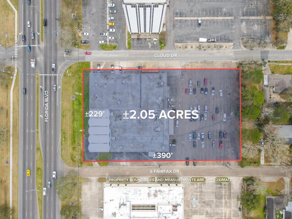 Multi-Use Property on Florida Blvd Adjacent to BRCC