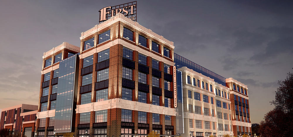First Internet Bank Headquarters - Office