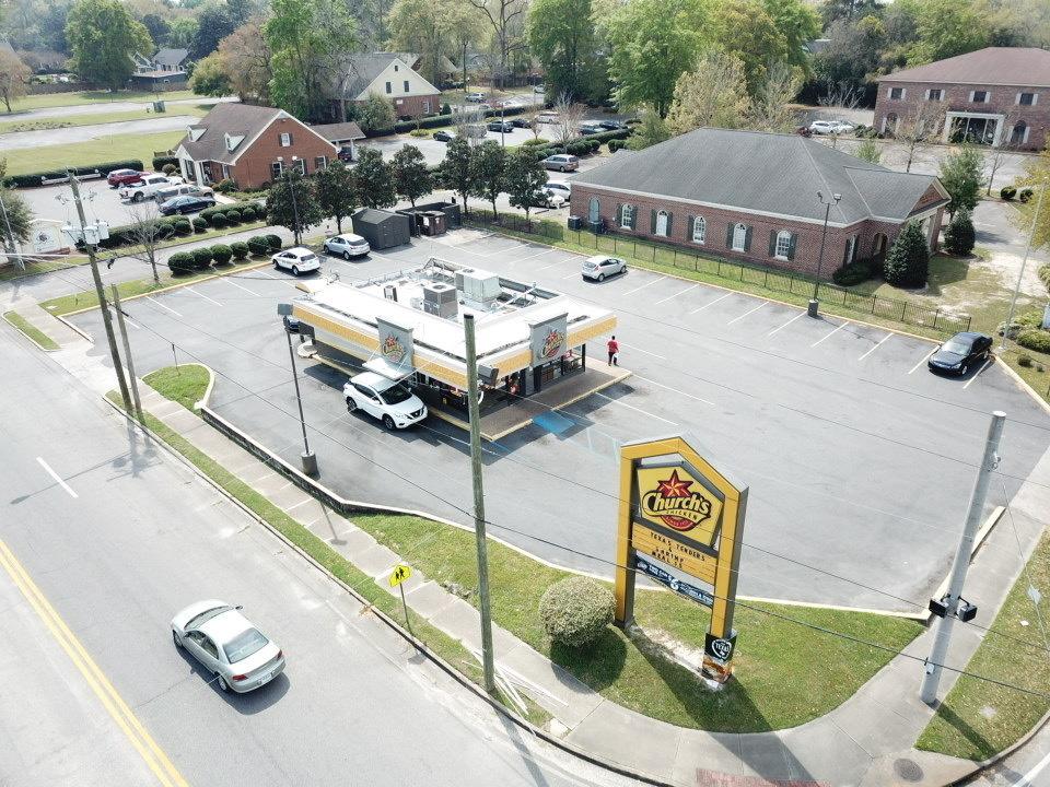 Church's Chicken Sale/Leaseback - Thomasville, GA
