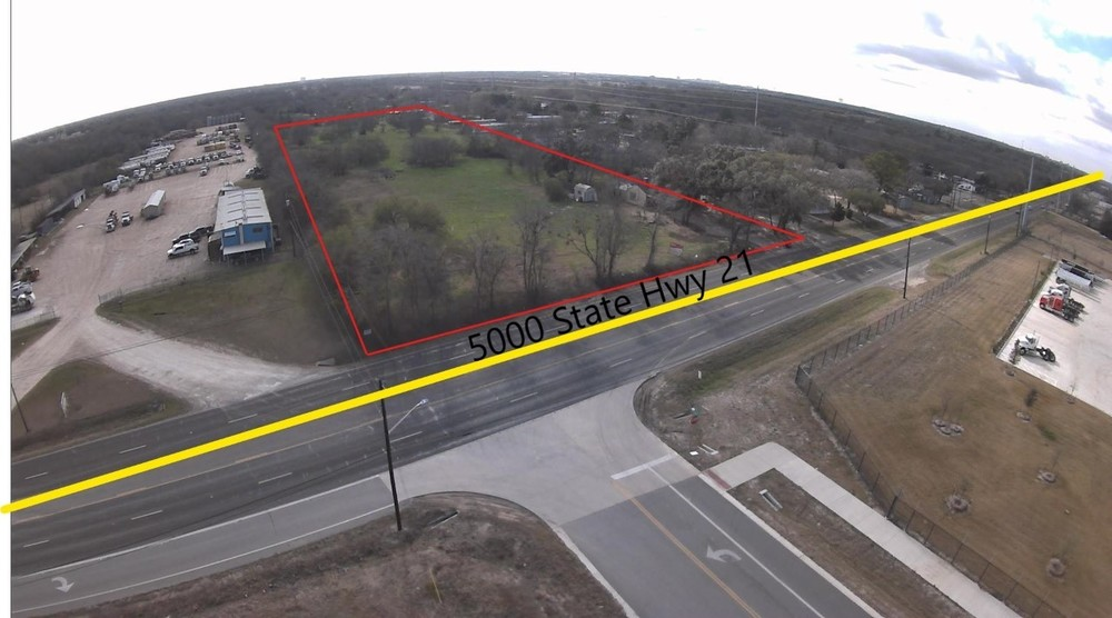 5.29 Acres of Land on SH-21
