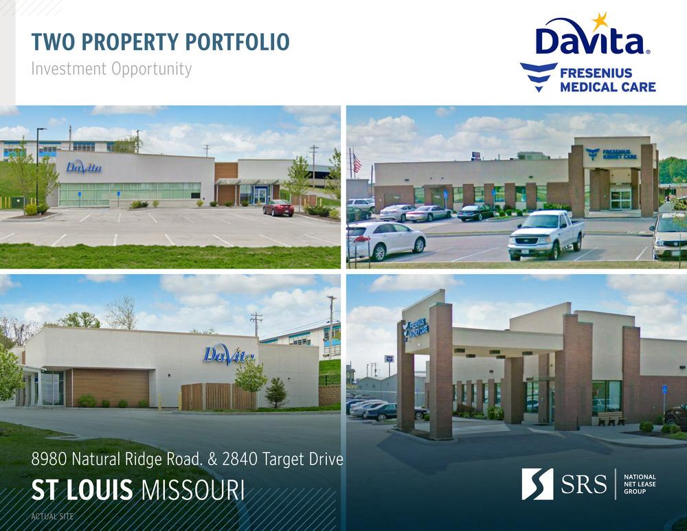 St. Louis, MO - Fresenius & DaVita Portfolio