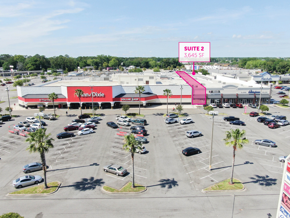 Normandy Plaza Shopping Center