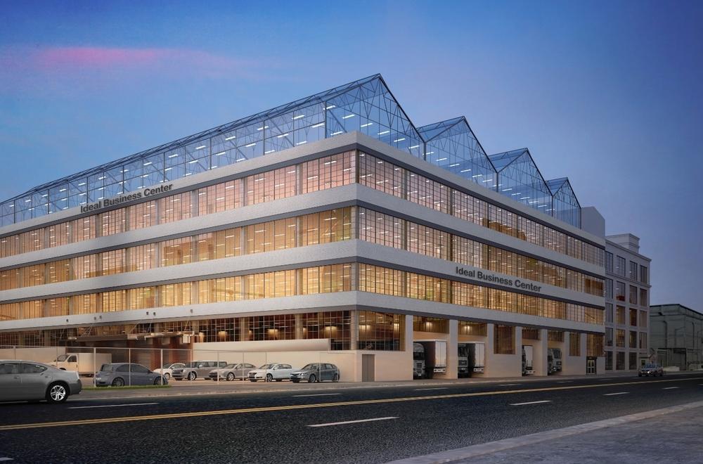 The Ideal Industrial Building<br/><div>184-60 & 184-10 Jamaica Avenue</div><div>New York City, NY 11423</div>