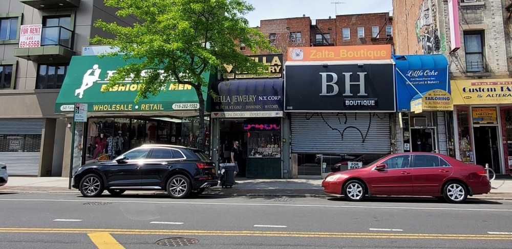 846 Flatbush Avenue