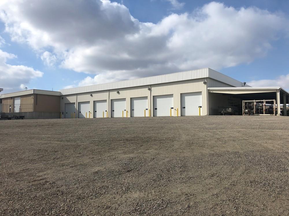 Warehouse / Service Center