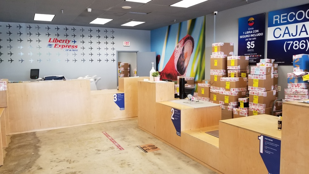 Retail Space for Sub-lease