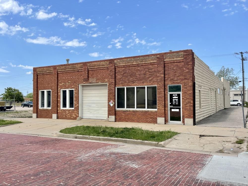 Downtown Warehouse/Redevelopment