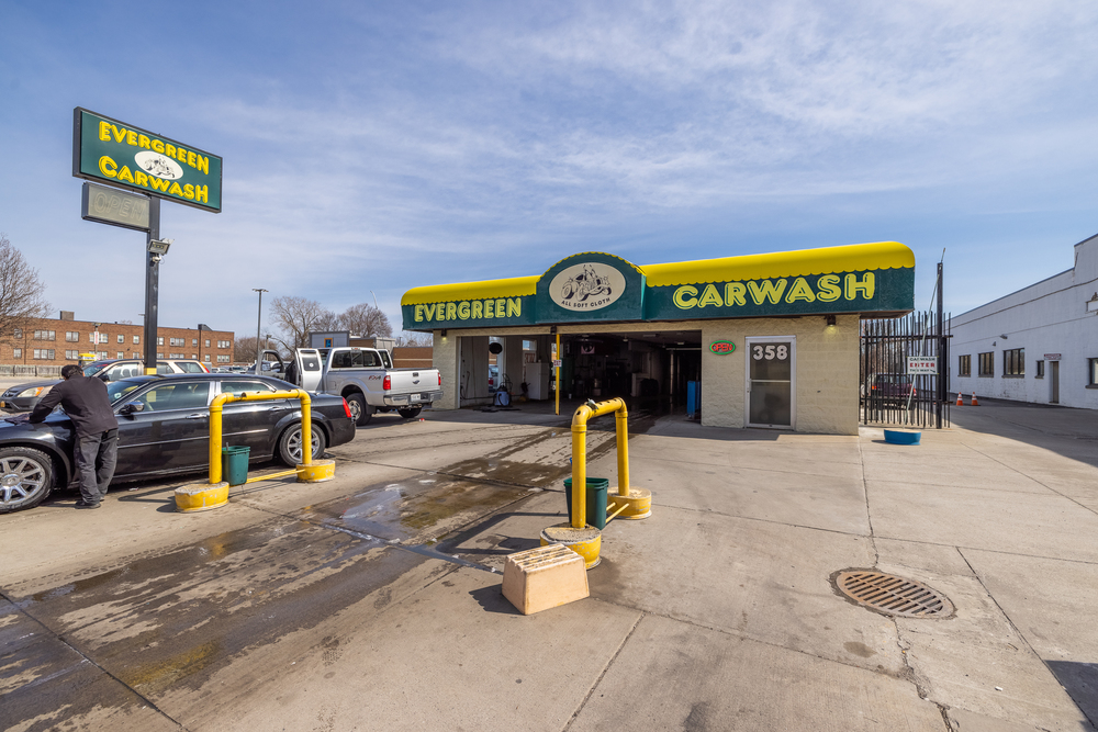 Evergreen Car Wash