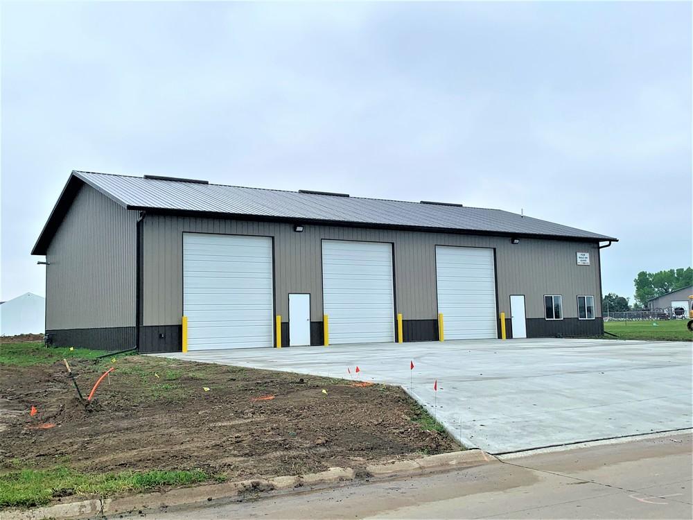 Daniels Lane Warehouse