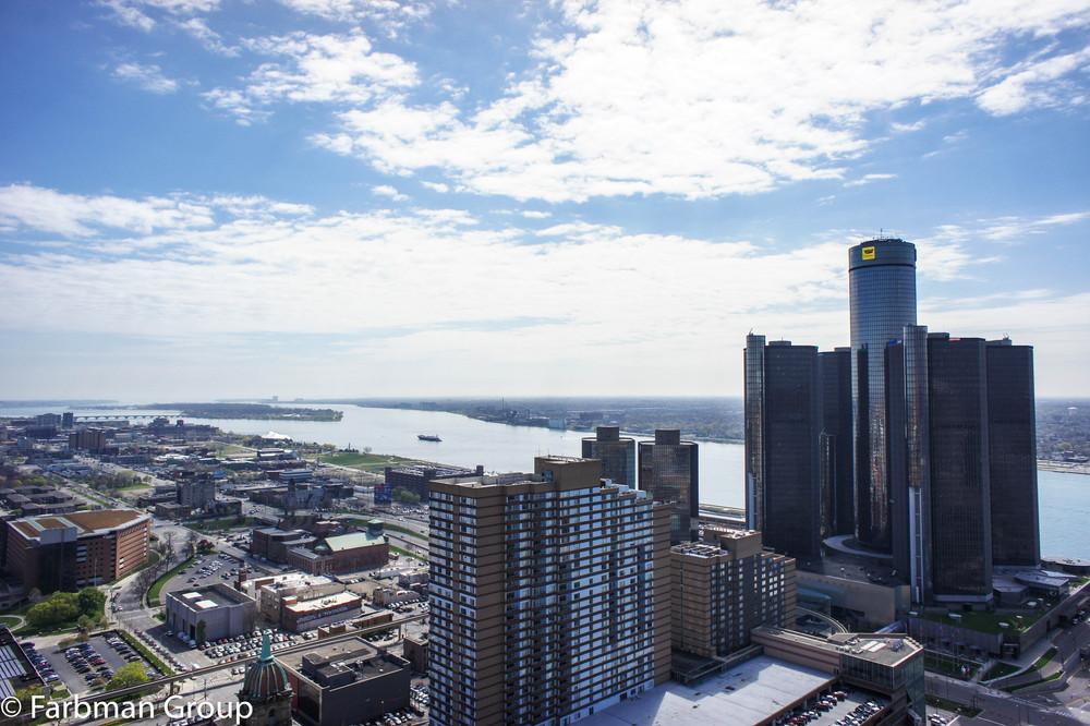 65 Cadillac Square - Cadillac Tower