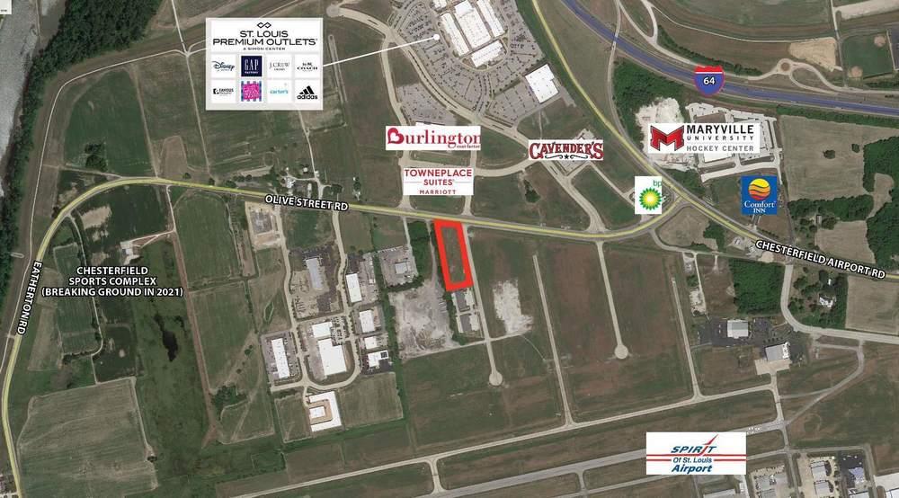 <div>677 Spirit Airpark West Dr</div><div>Chesterfield, MO 63005</div>