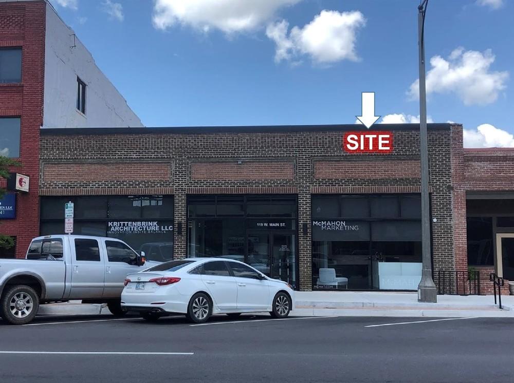 117 W Main Street
