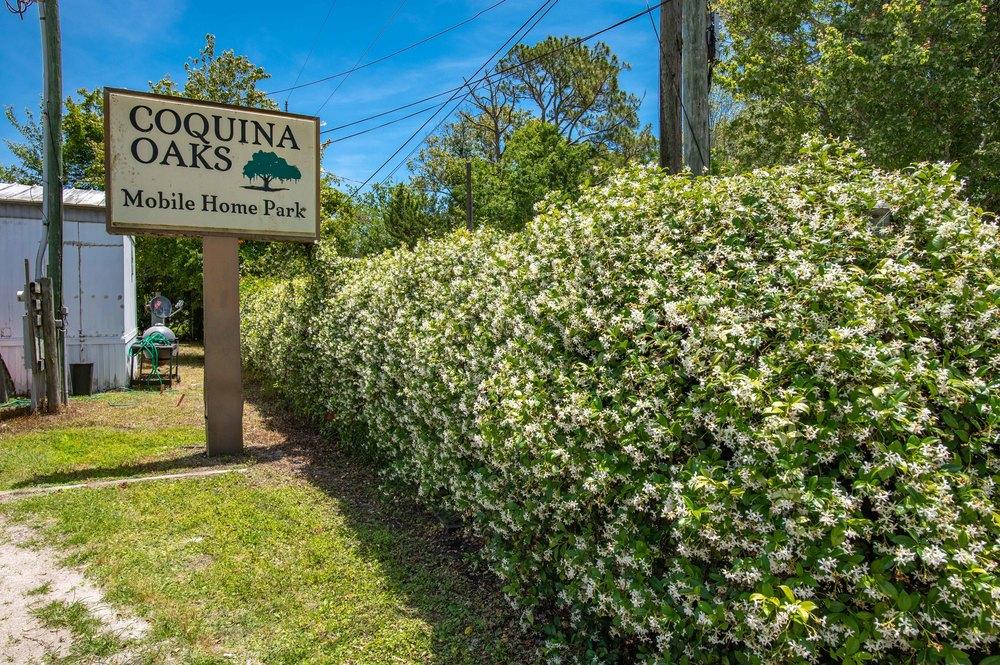 Coquina Oaks Mobile Home Park