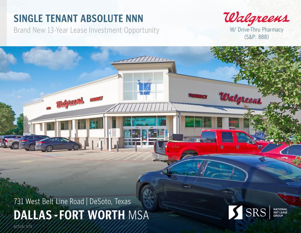DeSoto, TX - Walgreens