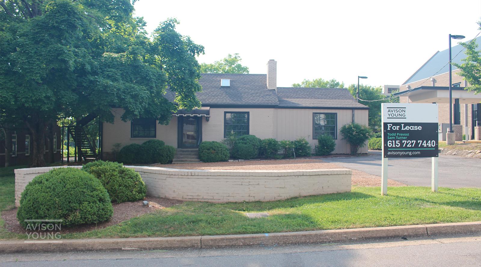 <div>3827 Cleghorn Avenue</div><div>Nashville, TN 37215</div>