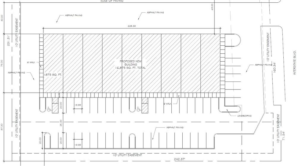 Flex Office Warehouse Building - Build-to-Suit
