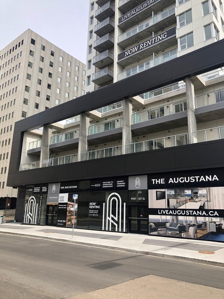 Augustana Tower <br/><div>NE Corner of 99 Avenue & 107 Street</div><div>Edmonton, AB</div>
