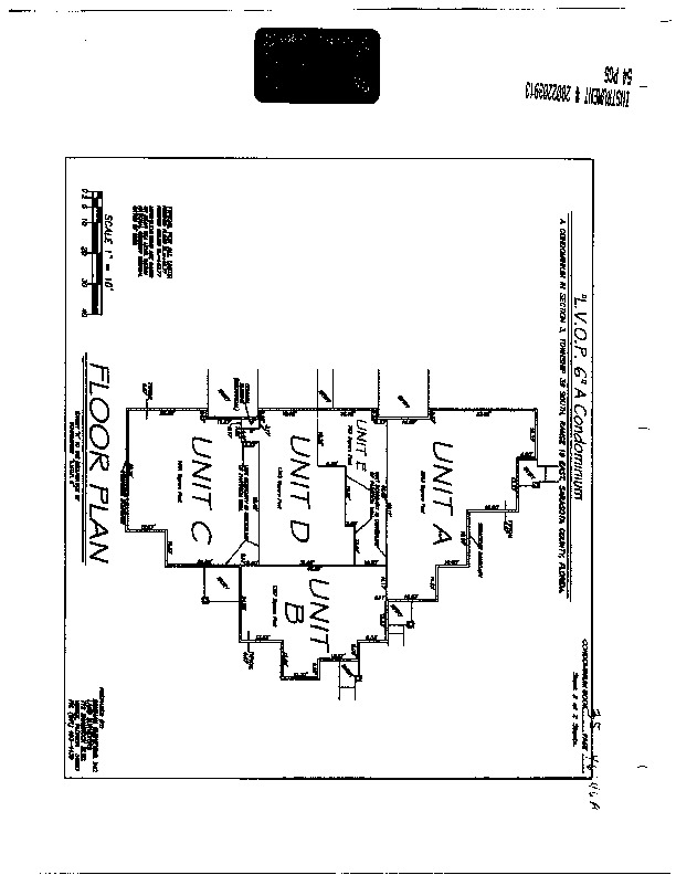 Unit D Floor Plan