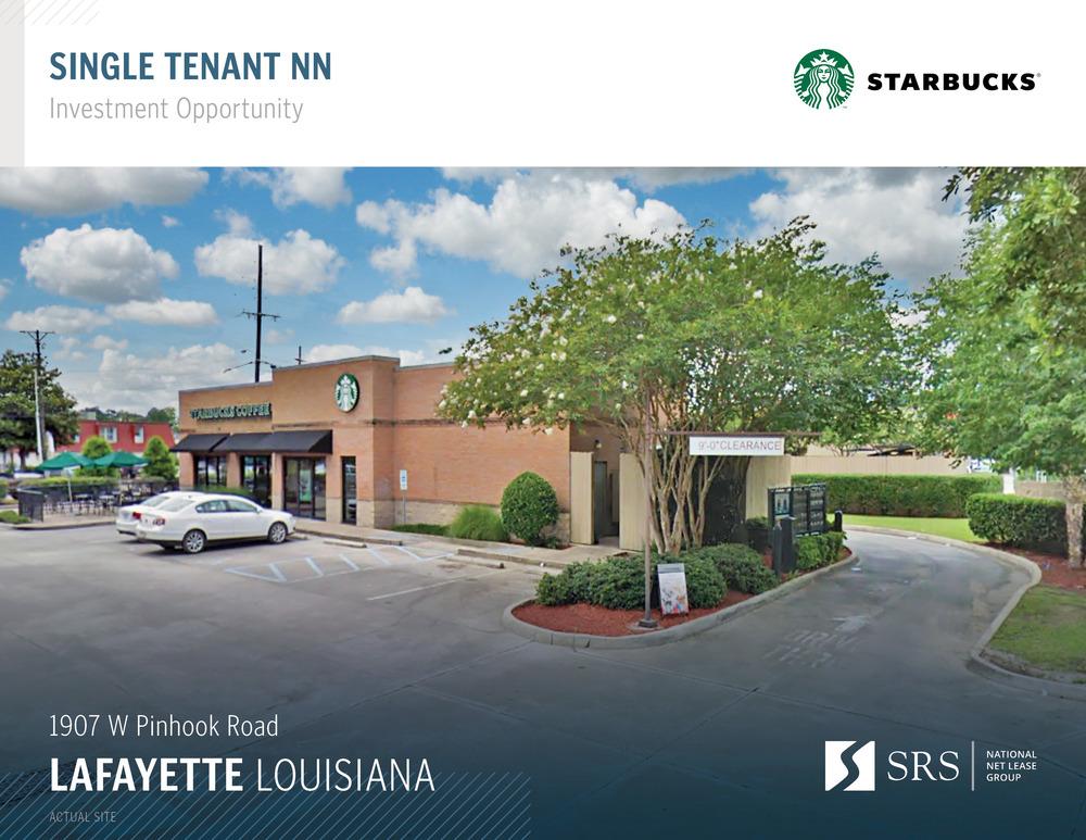 Lafayette, LA - Starbucks