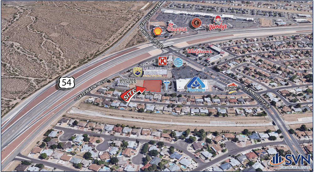 Lot for SALE on US54 and Kenworthy