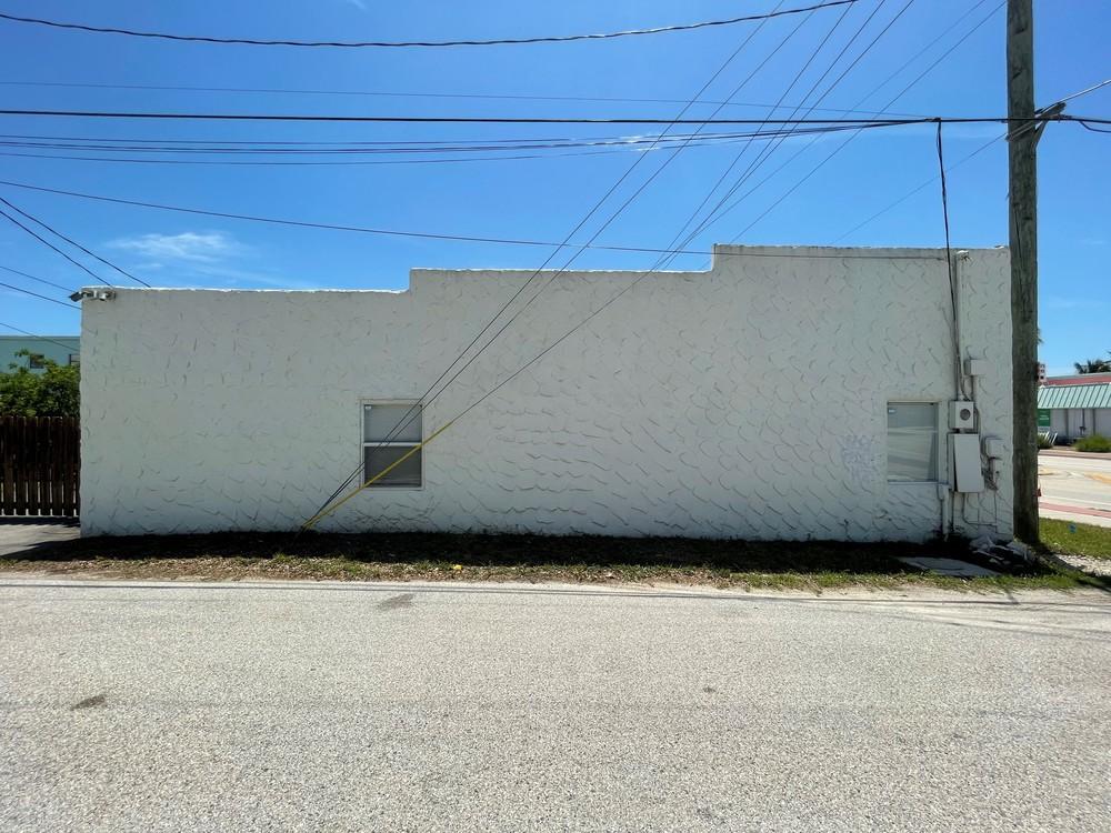 Detached Building View