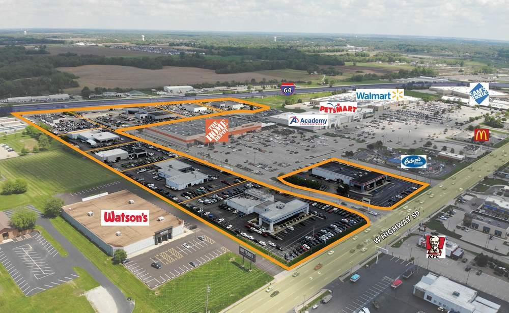 St. Clair Auto Mall<br/><div>1690 New Car Dr</div><div>O'Fallon, IL 62269</div>