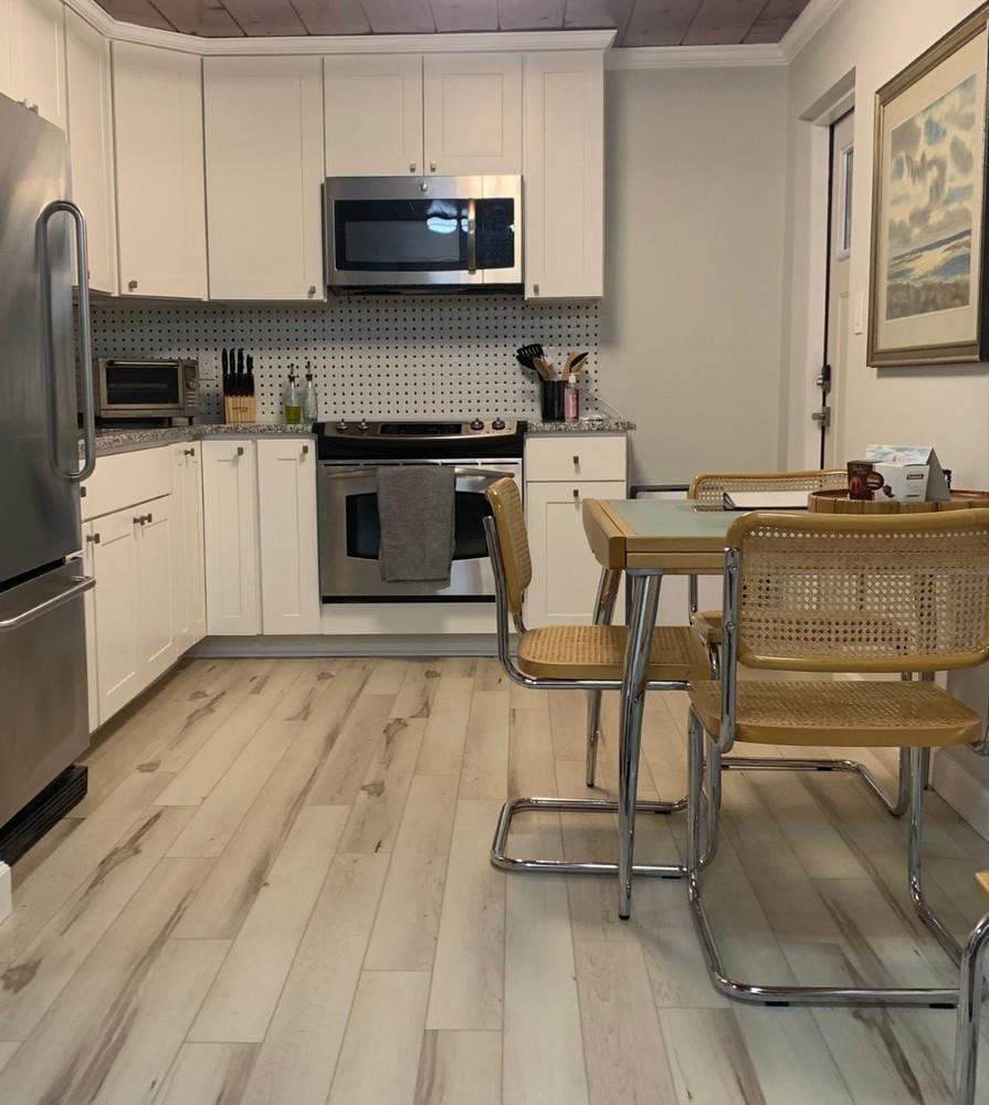 Interior View of Apartment Unit