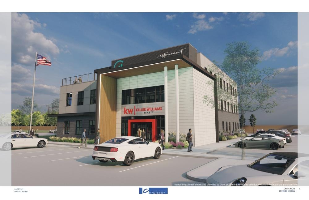 The Criterion Building - N 135th E, Owasso, OK 74055