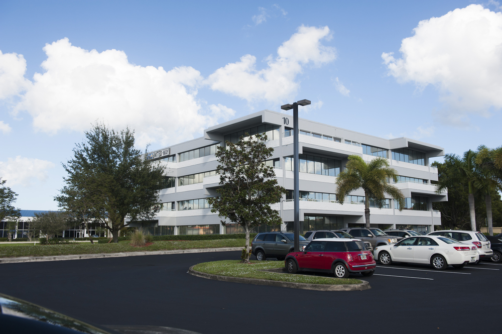 10 Central Office Building