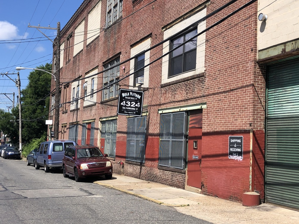 Industrial Space for Lease in Frankford