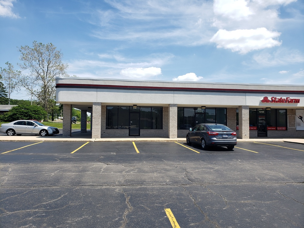 End-cap Retail Space