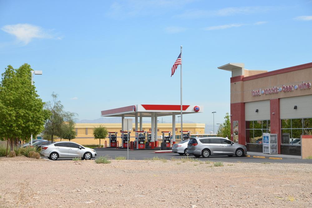 CitiStop & 76 @ Durango & Robindale <br/><div>7690 South Durango Drive</div><div>Las Vegas, NV 89113</div>