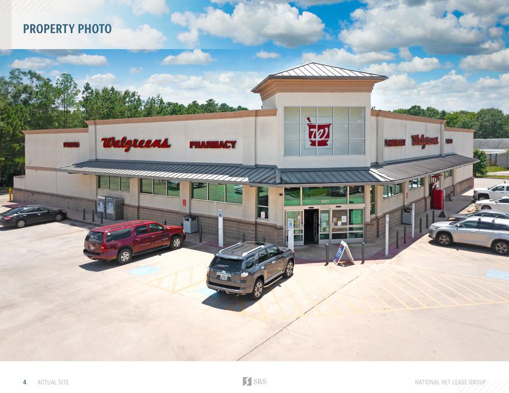 Conroe, TX - Walgreens