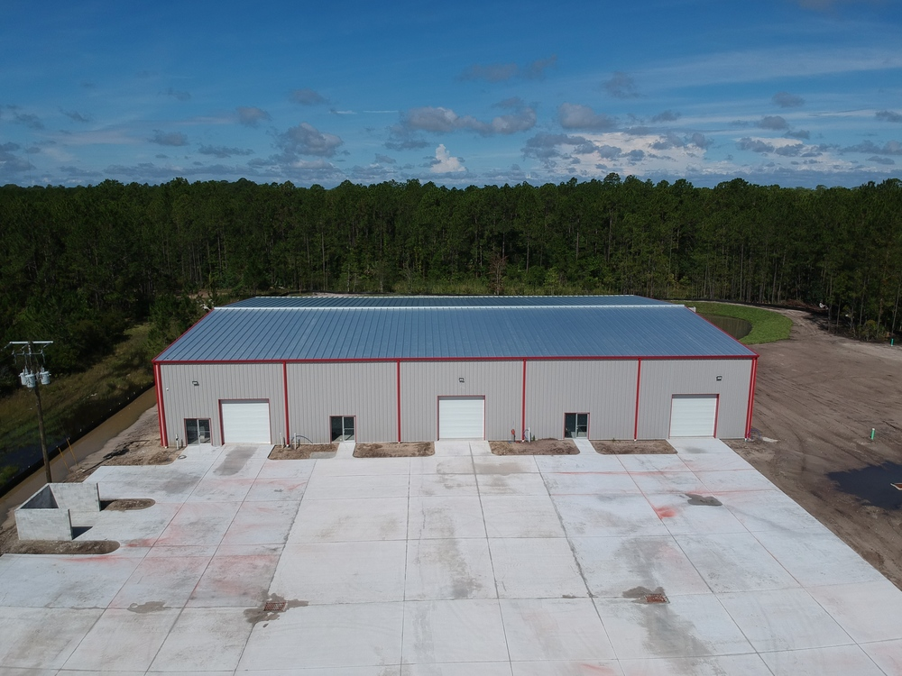 Industrial Lease in Palm Coast- 5,000 - 12,000 SF